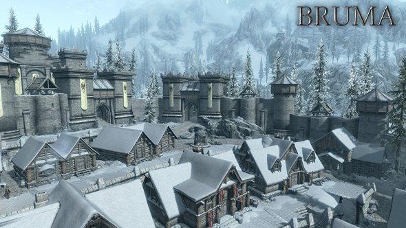 The Elder Scrolls V: Skyrim Beyond Skyrim: Bruma Mod