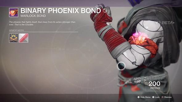 Binary Phoenix bond