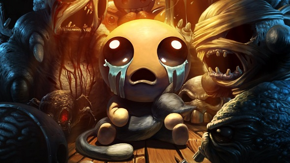 Binding of Isaac AB+