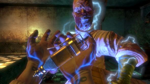 BioShock body horro EVE hypo