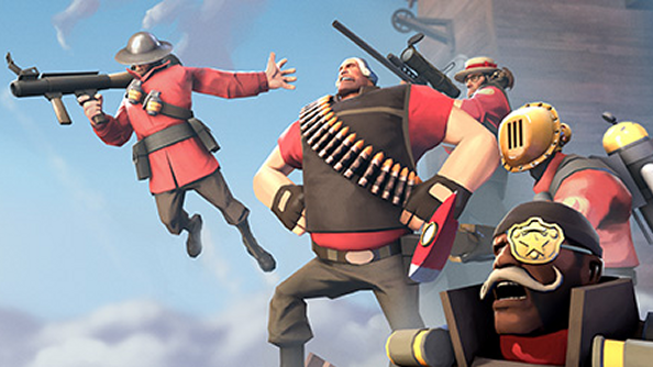 Best multiplayer games team fortress 2