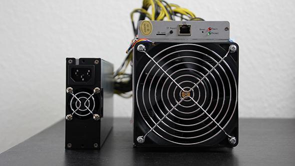 Bitcoin ASIC miner