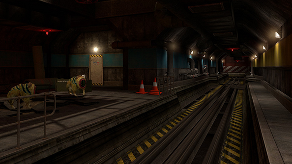 Black Mesa Source video a leak, but devs say it's ok