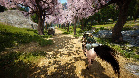 Black Desert Online Steam Launch