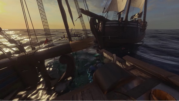 Get the poopdeck scrubbed as Blackwake sails for Steam Early Access