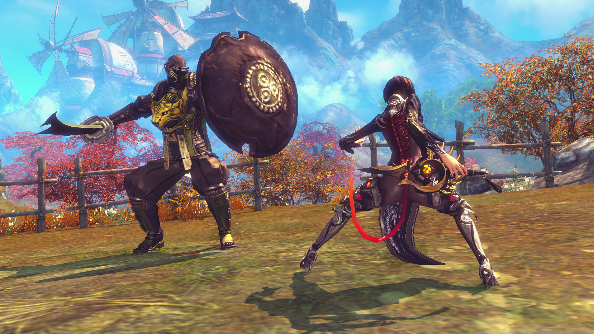 Blade & Soul will be free-to-play, use NCoin for microtransactions