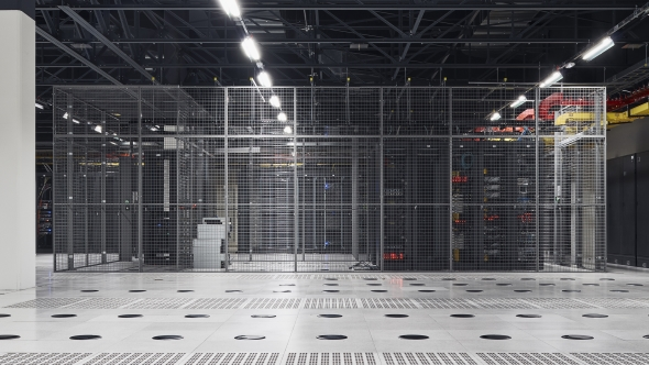 Blade Shadow data centre