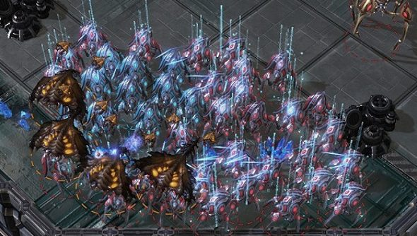 Hard times for Protoss in latest StarCraft 2 balance patch | PCGamesN