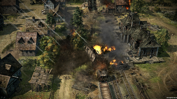 Hands on with Blitzkrieg 3