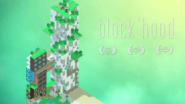 Indie builder Block'hood leaves early access, adds story mode