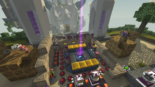 Block N Load map