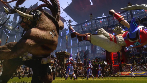 Blood Bowl 2 Chaos Trailer