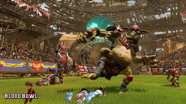 Blood Bowl 2 cyanide focus home interactive