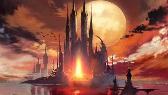 Bloodstained Castle