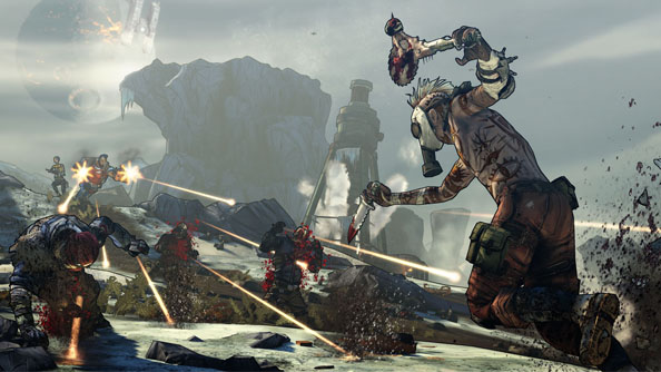 Borderlands 2 download version region locked in much of Eastern Europe