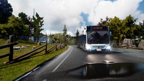 Bus Simulator 18 Unreal Engine 4