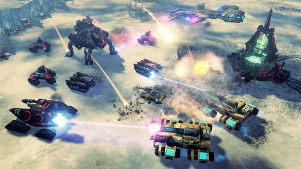 Command & Conquer: The Ultimate Collection contains 17 years of C&C and access to Generals 2