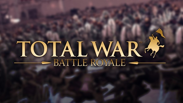 Bandwagons ahoy: Creative Assembly announce Total War: Battle Royale