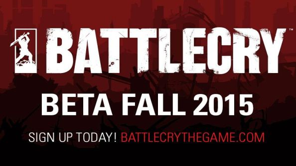 Battlecry is accepting beta sign-ups and will be out later this year