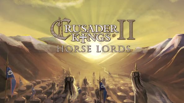 "Paradox announce new ""Horse Lords"" expansion for Crusader Kings II"