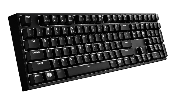 RGB is so last year - Cooler Master's MasterKeys gaming boards are all about the brightest LEDs