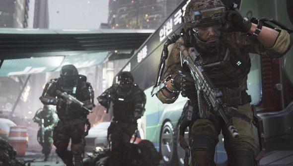 Call of Duty: Advanced Warfare Exo-Survival