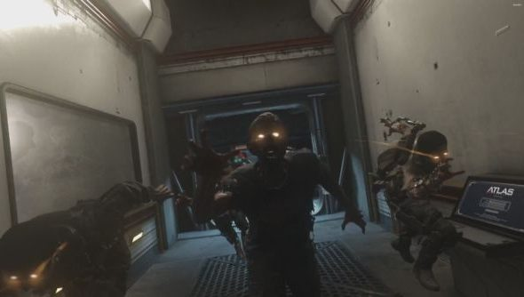 Call Of Duty Advanced Warfare Teases Mechanised Zombies In New Havoc Dlc Trailer Pcgamesn