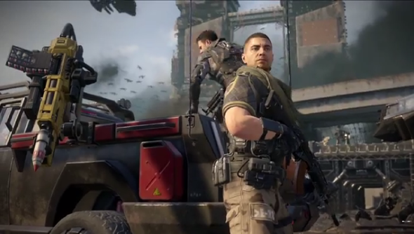 Black Ops III Trailer