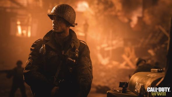 COD: WW2 campaign