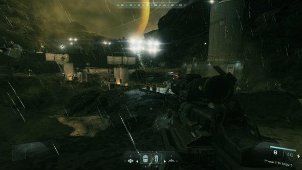 Call of Duty: Infinite Warfare ground low graphics