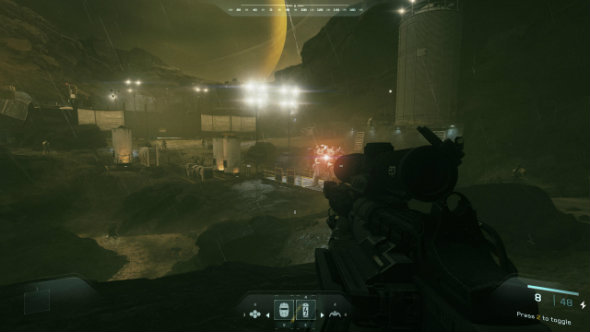 Call of Duty: Infinite Warfare ground ultra graphics