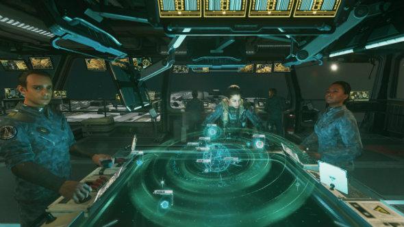 Call of Duty: Infinite Warfare PC medium settings
