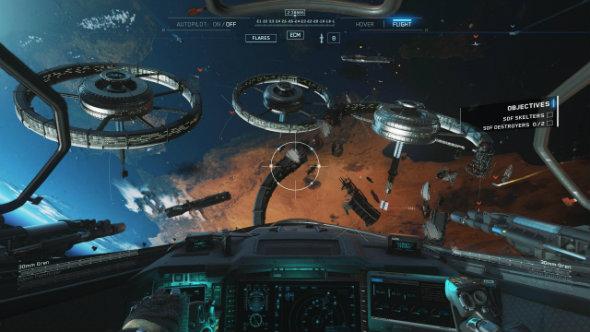 Call of Duty: Infinite Warfare space ultra graphics