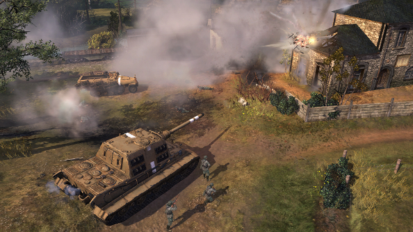 Company Of Heroes 2 The Western Front Armies Review Pcgamesn