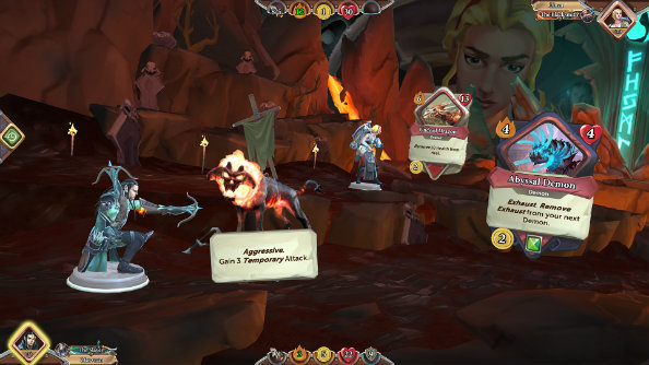 Chronicle: RuneScape Legends gets a bunch of new cards in first major update