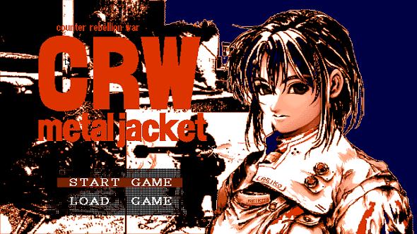 CRW: Metal Jacket translated
