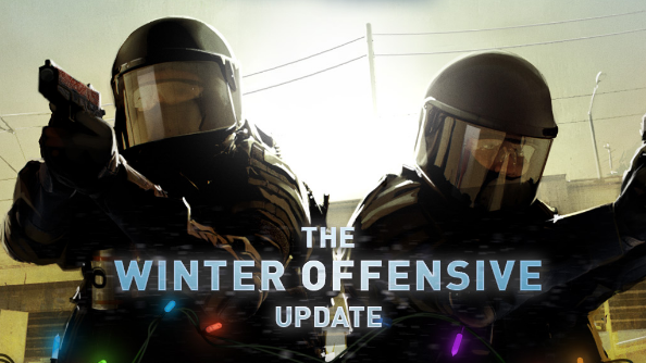 Counter-Strike: Global Offensive Winter update lacks red tinsel, makes up for it with red blood