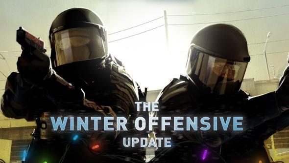 CS:GO Winter Offensive update