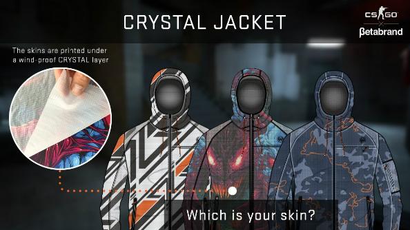 CS:GO Clothing line