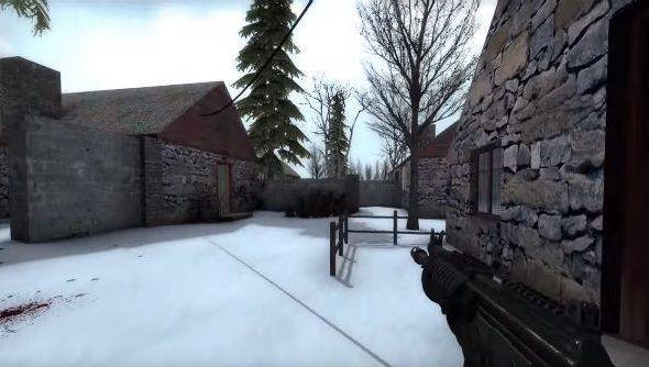 CS:GO Oregon map