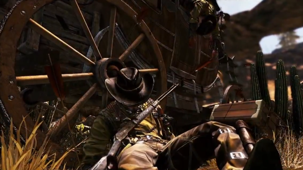 Call of Juarez: Gunslinger trailer is all pretty panoramas