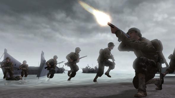 Call of Duty 2 Saving Private Ryan