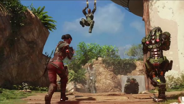 Call of Duty: Black Ops 3 multiplayer beta trailer