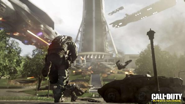 E3 2016 Call of Duty Infinite Warfare
