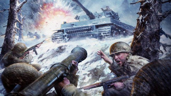 Call of Duty Traditional Combat Return to Wolrd War 2