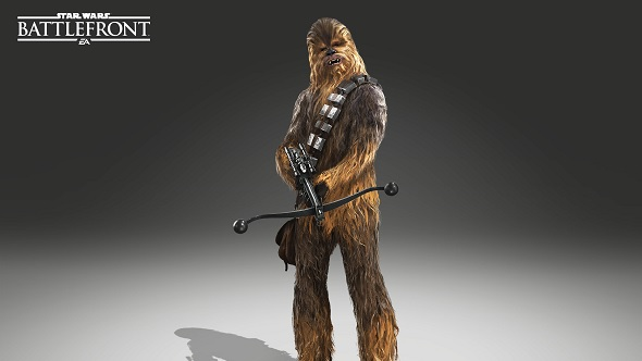 Star Wars Battlefront Chewbacca