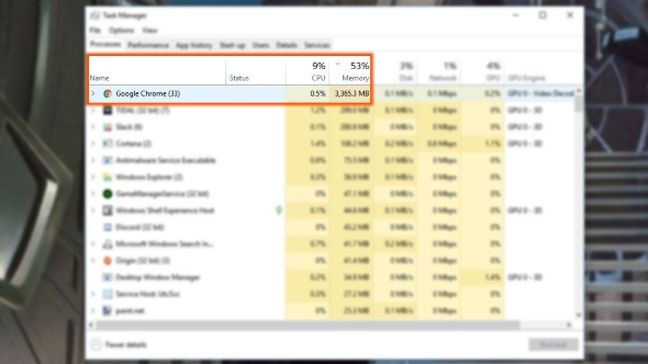 Chrome demanding more RAM