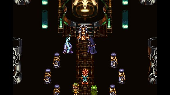 Chrono Trigger Steam PC release