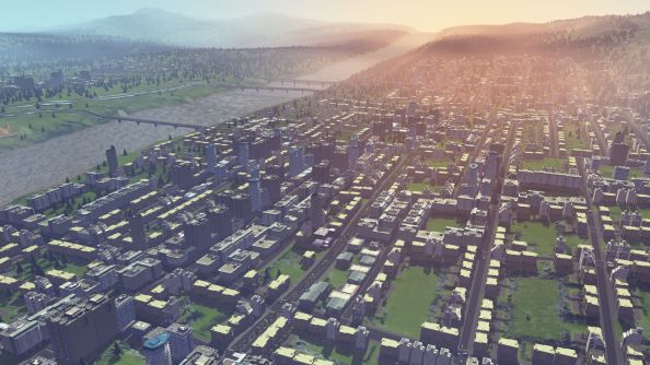 Cities Skylines gets down to to basics in infrastructure demo video
