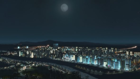 Cities: Skylines - After Dark impressions